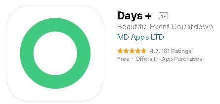 DAYS+APP