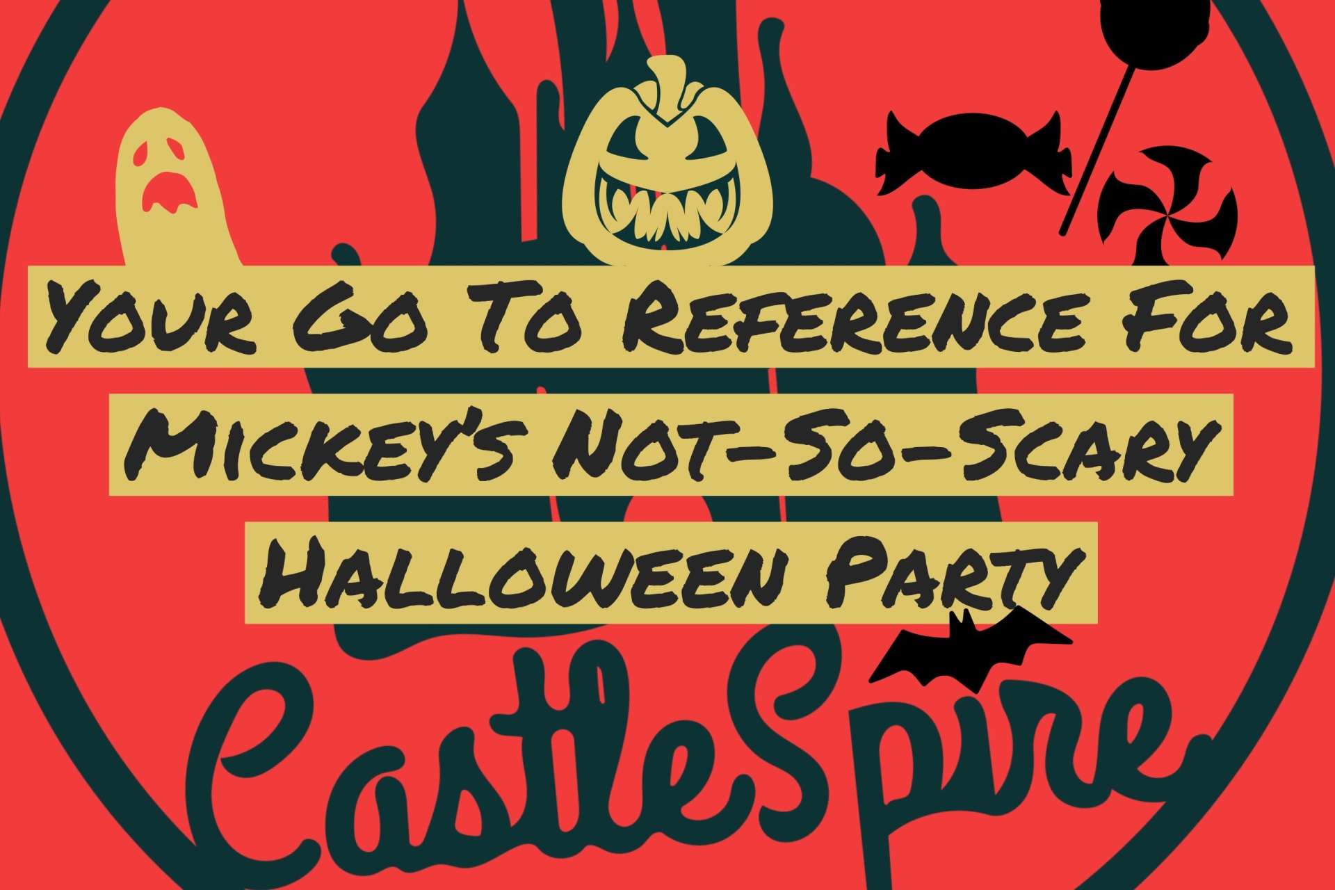 your go to reference for mickey's not-so-scary halloween party
